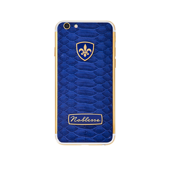 Apple IPhone Noblesse BLUE PYTHON 1.2