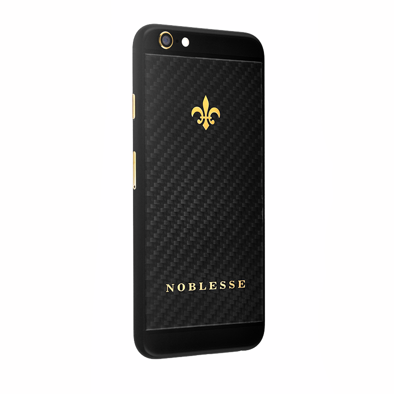 Apple IPhone Noblesse  CARBON EDITION 3.1