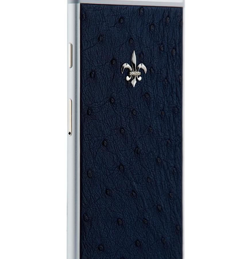 Apple IPhone Noblesse OSTRICH EXOTIC EDITION 0.4