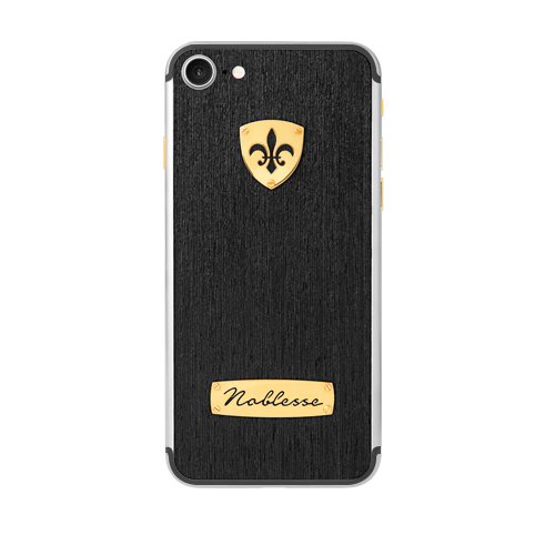 Apple IPhpone Noblesse BLACK WOOD 1.1.2