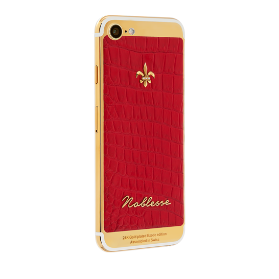 Apple IPhone Noblesse RED CROCO i7.2.6