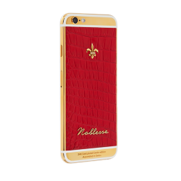 Apple IPhone Noblesse RED CROCO 2.6