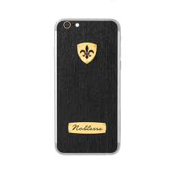 Apple IPhone Noblesse BLACK WOOD 0.1