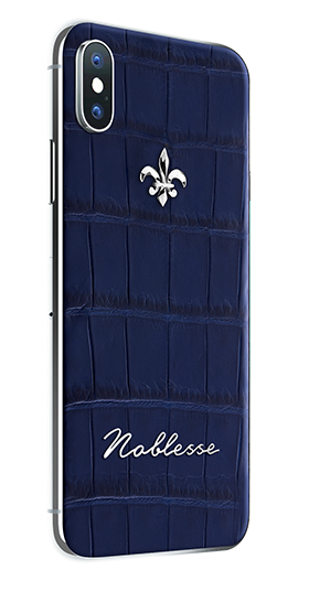 APPLE IPHONE NOBLESSE LUMINARY WHITE iX.2.6