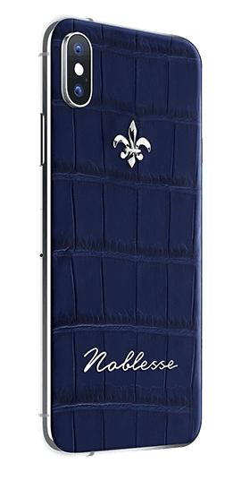 APPLE IPHONE NOBLESSE LUMINARY WHITE XS