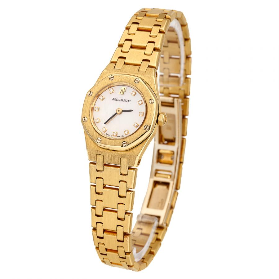 Часы Piguet Royal 111 Audemars Piguet Royal Oak Lady Quartz