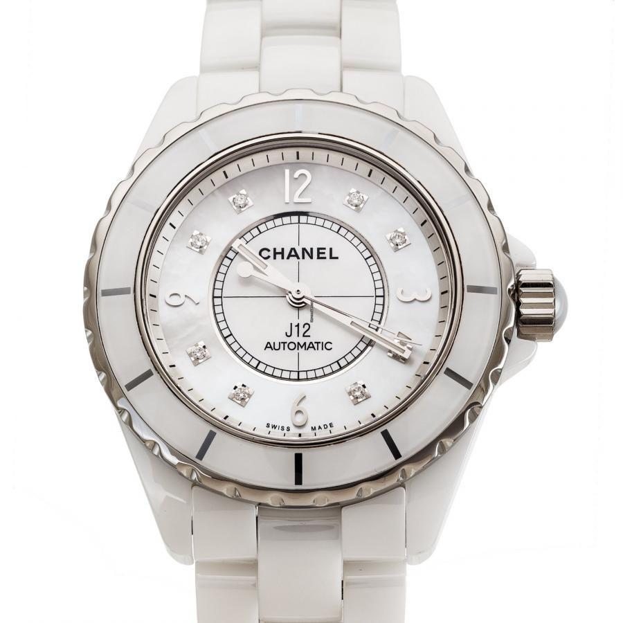 Chanel J12 White Ceramic Automatic