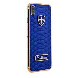 APPLE IPHONE NOBLESSE BLUE PYTHON iX.1.2