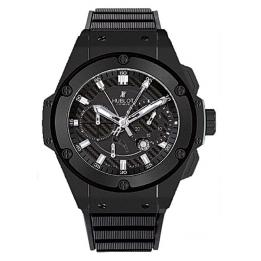Часы Hublot King Power Split-Second Power Reserve Black Magic 709.CI.1770.RX