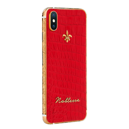 APPLE IPHONE NOBLESSE Palatial Red XS