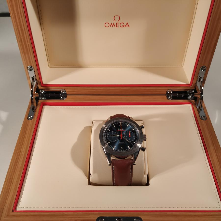 Omega Speedmaster '57 Co-Axial Chronograph Omega Speedmaster 57